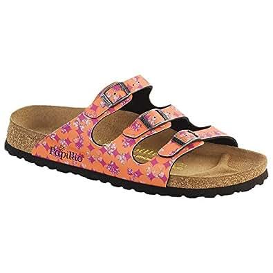 Amazon.com: Papillio Women's Florida Birko-Flor Sandal: Shoes