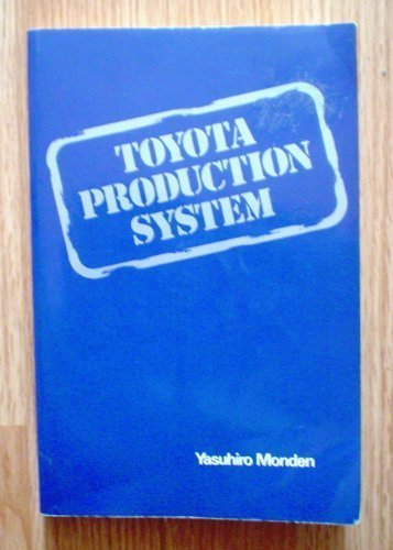Toyota Production System: Practical Approach to Production Management (Toyota Production compare prices)