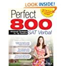 Perfect 800: SAT Verbal: Advanced Strategies for Top Students