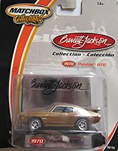 MATCHBOX Collectibles - Banett Jackson Collection . 1970 Pontiac GTO