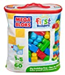 Mega Bloks Classic Buildable Bag (60...
