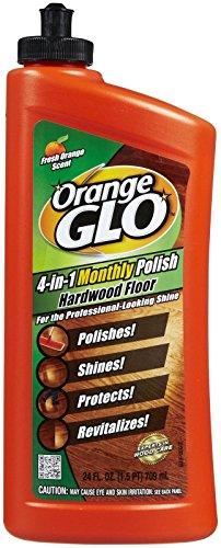 Orange Glo 4-in-1 Hardwood Floor Polish - Orange - 24 oz (Orange Glo Wood Floor Cleaner compare prices)