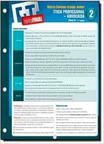 Etica Profissional: Advocacia - Vol. 2 - Colecao Reta
