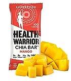 Health Warrior Chia Bars, Mango, 13.2-Ounce (Pack of 15)