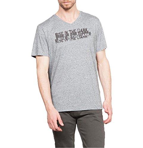 Freeman T Porter -  T-shirt - Uomo grigio 2XL