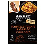 Ainsley Harriott Sundried Tomato & Garlic Cous Cous 6x100g