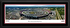 NASCAR Tracks - Dover International Speedway Aerial - Framed Poster Print by Laminated Visuals