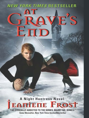Book Review Quot At Grave S End Quot By Jeaniene Frost Maryse border=