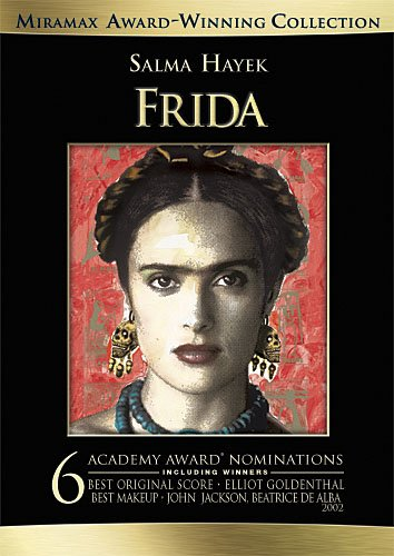 Cover art for  Frida