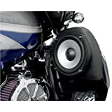 "Hogtunes 7"" Woofer Kit for Harley Touring Models with Vented Fairing Lowers FL-7W"