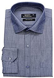 Select Men's Premium Formal Long Sleeve Shirt