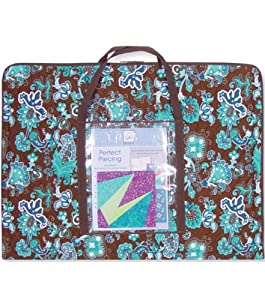June Tailor Quilter's Tote with Pressing Station- 20 Inch x28 Inch