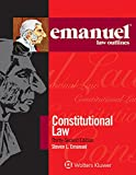 img - for Emanuel Law Outlines: Constitutional Law book / textbook / text book