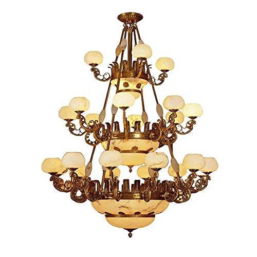 amarillo-marron-todo-cobre-lampara-lamparas-de-arana-iluminacion-techo-lampara-lampara-de-marmol-bla