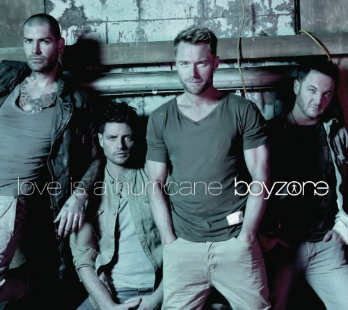 Boyzone - Love_Is_A_Hurricane-(UK_) - Zortam Music