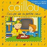 echange, troc Johnson Marion - Caillou S Occupe de Sa Petite Soeur + Affiche