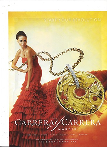 print-ad-for-carrera-y-carrera-madrid-jewelry-gold-necklace-start-your-revolu