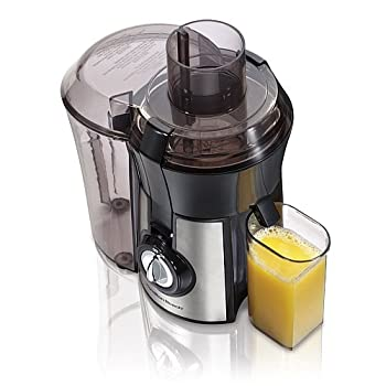 Hamilton Beach Big Mouth Pro Juice Extractor - 67608 Overwhelmed by all the juice options available today? Looking for the ideal juice drink that's fresh, free of preservatives and tastes 10 times better than store-bought juices? Take the plunge...