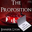 The Proposition: The Plus One Chronicles (       UNABRIDGED) by Jennifer Lyon Narrated by Ryan Hudson