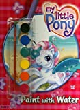 My Little Pony Activity Book W/Paint Pallet