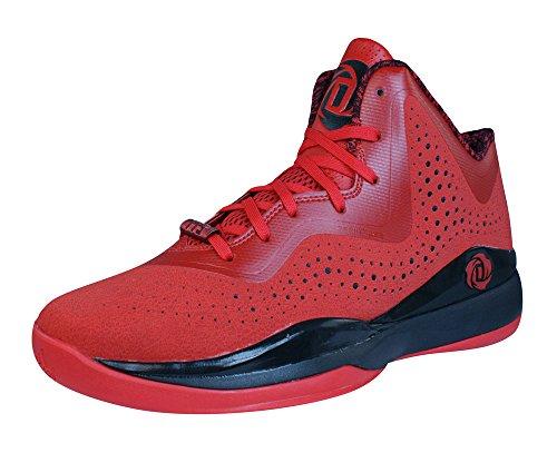 adidas, Scarpe Basket uomo Rosso rosso UK 9.5 / 44