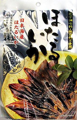 谷貝食品 日本海産 ほたるいか 25g
