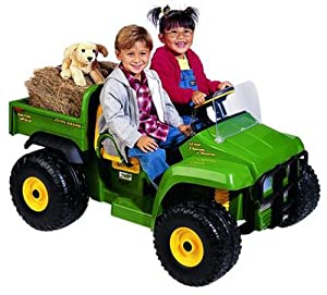 John Deere Gator Ride-On