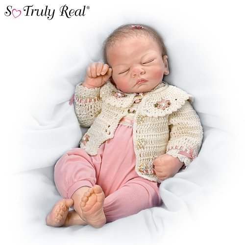 So Truly Real All Dolled Up Emily Doll by Ashton Drake