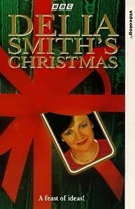Delia Smith's Christmas [VHS] [1990]