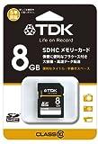 TDK SDHCカード 8GB Class10 (5年保証) T-SDHC8GB10