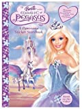 Barbie And The Magic of Pegasus: A Panorama Sticker Storybook (Panorams Book and Sticker Sets)