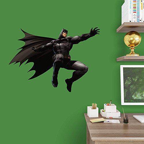 DC Batman Vs. Superman Batman Fathead Jr at Gotham City Store