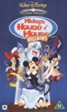 Mickey's House Of Villains [VHS]