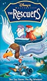 The Rescuers (Disneys Masterpiece) [VHS]
