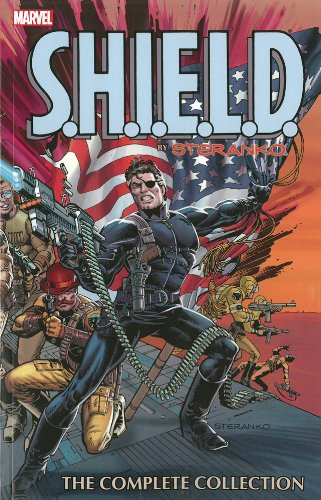 Shield By Steranko Complete Collection