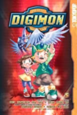 Digimon, Vol. 5