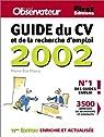 Le Guide du CV par Le nouvel Observateur