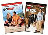 Cover art for  50 FIRST DATES SE/MR DEEDS SE 2PK
