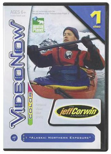 VIDEONOW Color Personal Video Disc: The Jeff Corwin Experience - Alaska: Northern Exposure