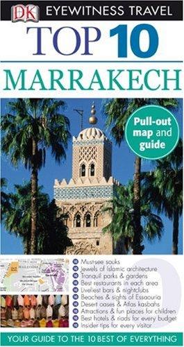Top 10 Marrakech (Eyewitness Top 10 Travel Guides)