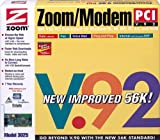 Zoom V92 V44 Pci Internalcontrollerless Fax Modem