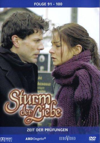 Sturm der Liebe 10 - Folge 91-100: Zeit der Prüfungen (3 DVDs)