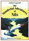 img - for The Wonderful Adventures of Nils book / textbook / text book