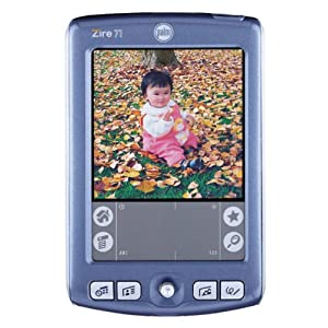 PDA PalmOne Zire 71 Handheld [.zip] [Office Product] at Sears.com