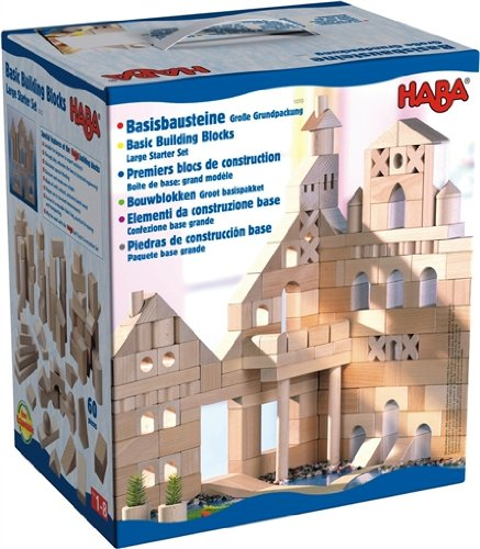 Haba Basic Blocks Large Starter Set by Haba