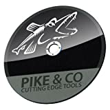 Pike & Co. Heavy Duty Stone Slitting Disc Flat - 115 x 1 x 22.2mm