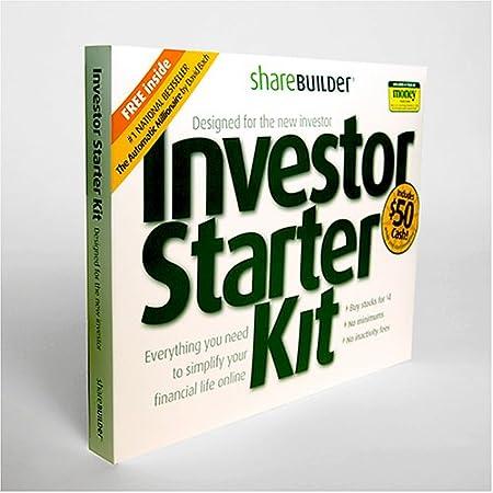 ShareBuilder Premium Investor Starter Kit
