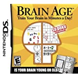 Brain Age: Train Your Brain in Minutes a Day! ~ Nintendo
