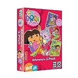 Dora the Explorer Adventure 3 PACK [Old Version] - PC/Mac ~ Atari