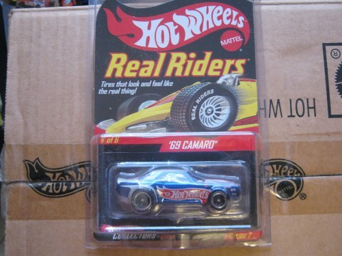2007 HOT WHEELS RED LINE REDLINE CLUB EXCLUSIVE REAL RIDERS